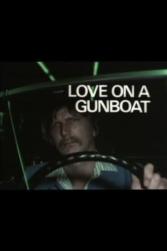 Poster of Love on a Gunboat