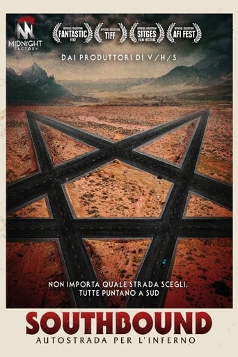 Poster of Southbound - Autostrada per l'inferno