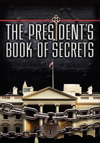 Poster of The President's Book of Secrets