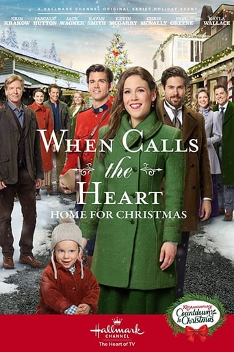 Poster of When Calls the Heart: Home for Christmas