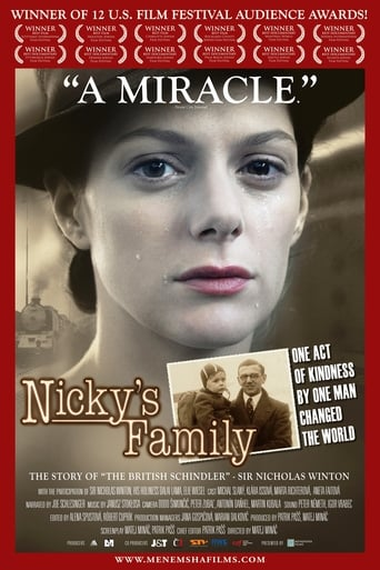 Poster of Nicky's Family