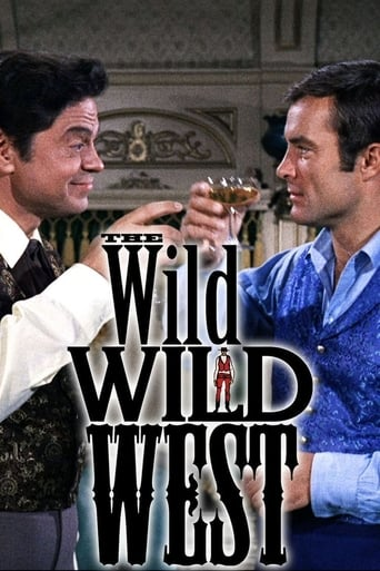 Poster of The Wild Wild West