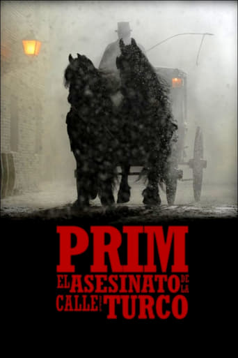 Poster of Prim: el asesinato de la calle del Turco