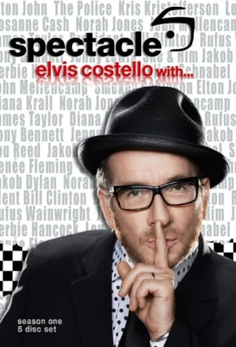 Poster of Spectacle: Elvis Costello with...