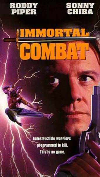 Poster of Immortal Combat