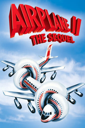 Poster of Airplane II: The Sequel