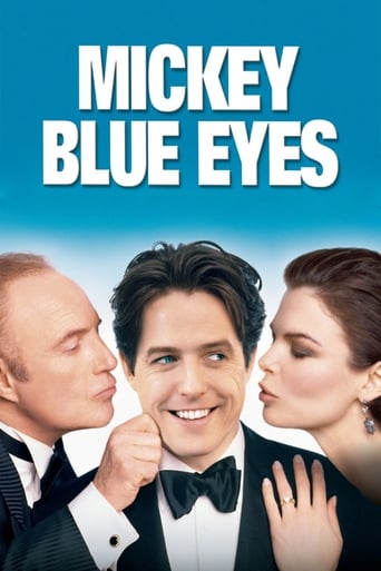 Poster of Mickey Blue Eyes