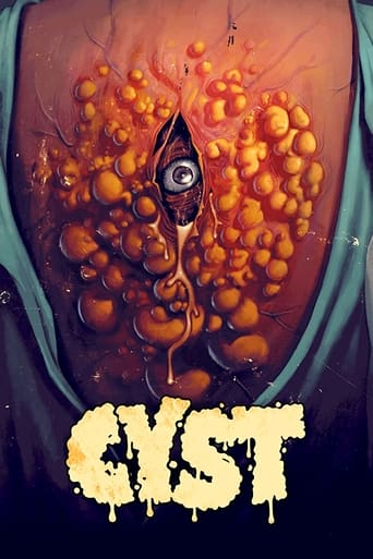 Cyst streaming