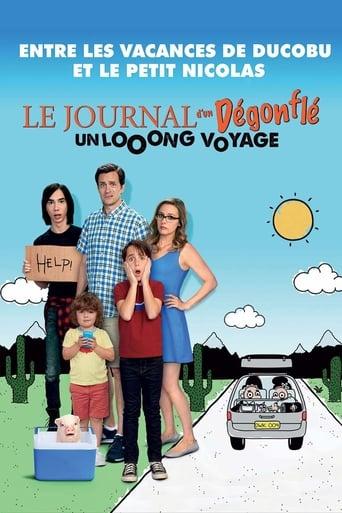 Poster of Journal d'un dégonflé : Un looong voyage