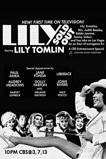 Poster of Lily: Sold Out