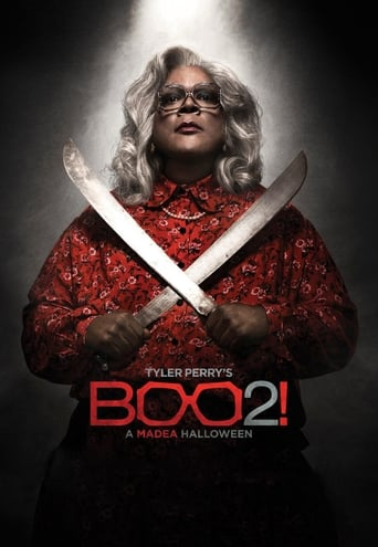 Poster of Boo 2! A Madea Halloween
