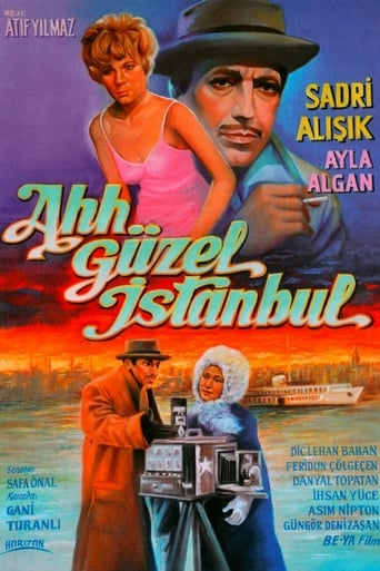 Poster of Ah, Beautiful Istanbul
