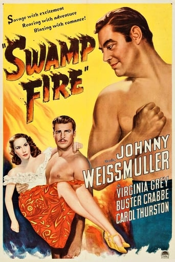 Poster of Swamp Fire