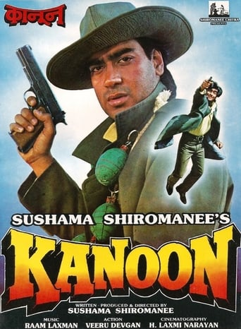 Poster of Kanoon