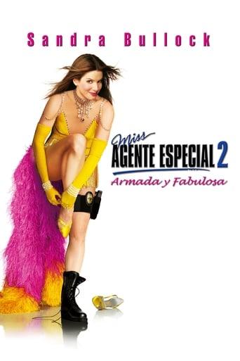 Poster of Miss agente especial 2: armada y fabulosa