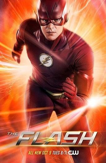 Flash 5ª Temporada - Poster