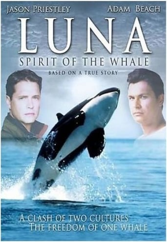 Poster of Luna: Spirit of the Whale