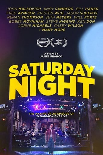 Poster of Saturday Night