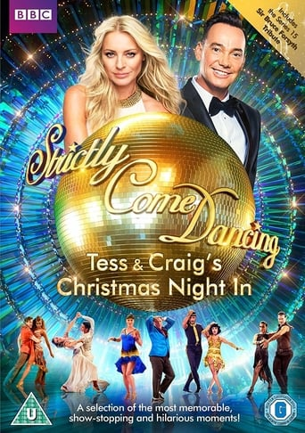 Poster of Strictly Come Dancing - Tess & Craig's Christmas Night In
