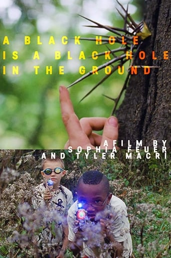 Ver A Black Hole is a Black Hole in the Ground peliculas online