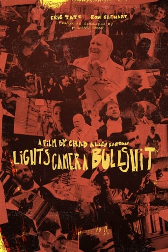 Poster of Lights Camera Bullshit