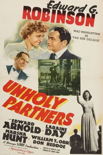 Poster of Unholy Partners