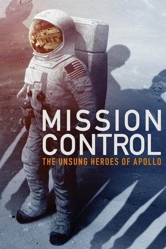 Poster of Mission Control: The Unsung Heroes of Apollo