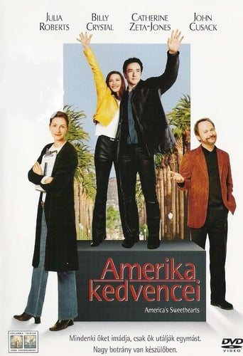 Poster of Amerika kedvencei