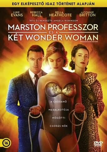 Poster of Marston professzor és a két Wonder Woman