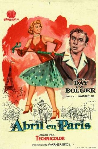Poster of Abril en Paris