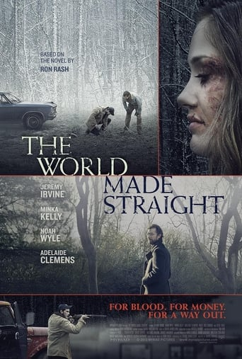 Poster of The World Made Straight