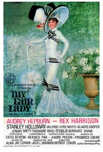 Poster of My Fair Lady