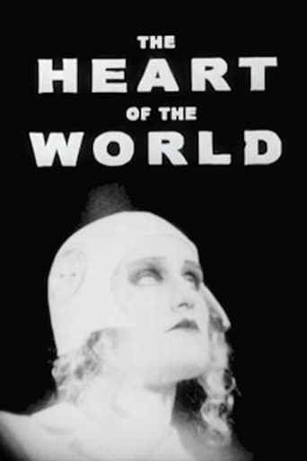 Poster of The Heart of the World