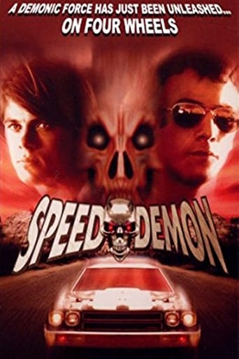 Poster of Speed Demon