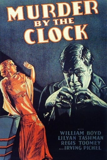 Poster of Murder by the Clock