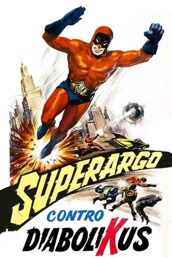 Poster of Superargo versus Diabolicus