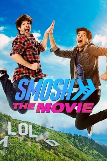 Poster of Smosh: The Movie