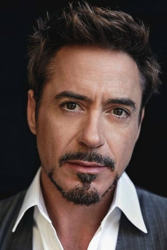 Robert Downey Jr. alias Tony Stark (uncredited)