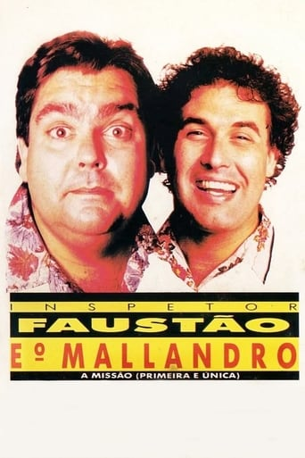 O Inspetor Faustão e o Mallandro - Poster