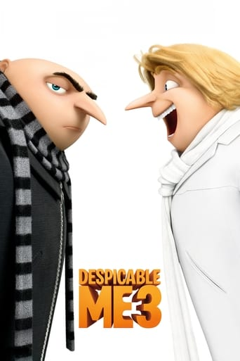 Poster of Despicable Me 3 fragman