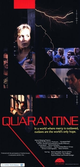 Poster of Quarantine