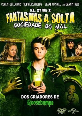 Fantasmas à Solta 3: Sociedade do Mal - Poster