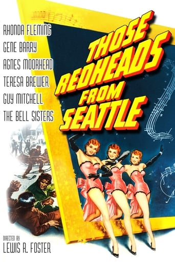 Poster of Those Redheads from Seattle