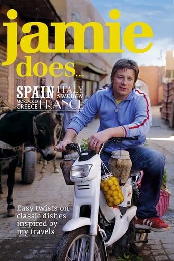 Jamie unterwegs - Geniale Rezepte gegen Fernweh
