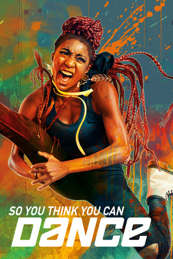 Capitulos de: So You Think You Can Dance