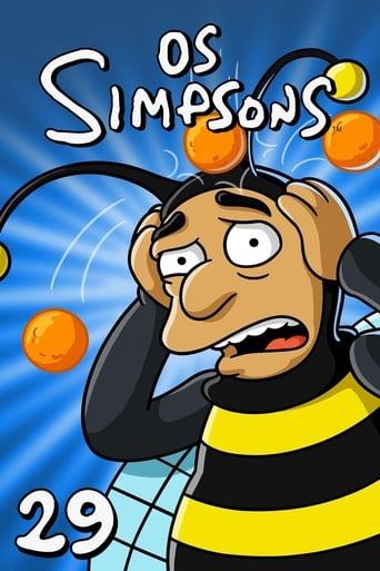 Os Simpsons 29ª Temporada - Poster