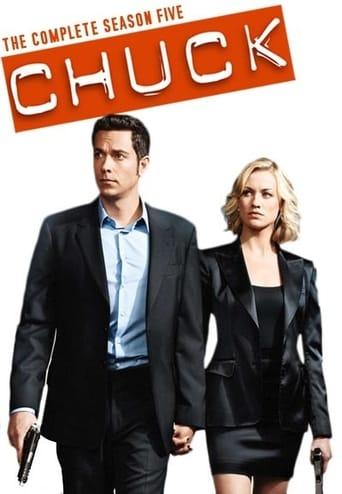 Chuck 5ª Temporada - Poster