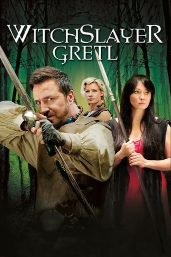 Poster of WitchSlayer Gretl