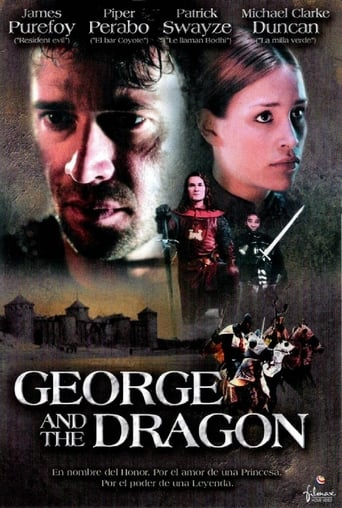 Poster of George and the Dragon