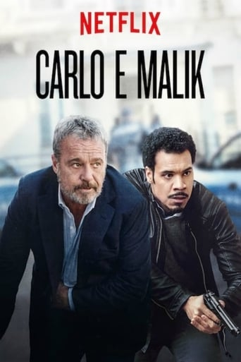 Nero a metà 1ª Temporada - Poster